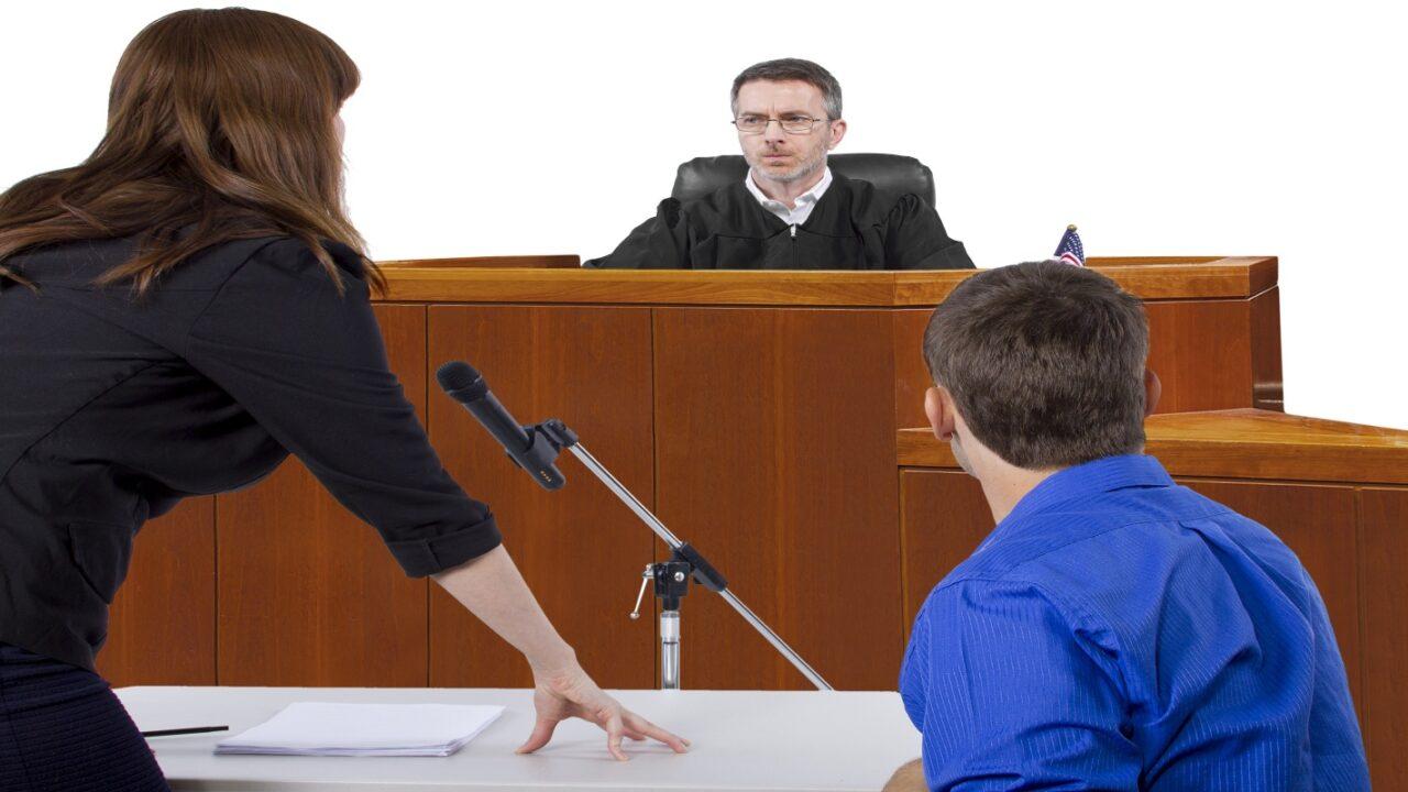 judge and divorce attorney