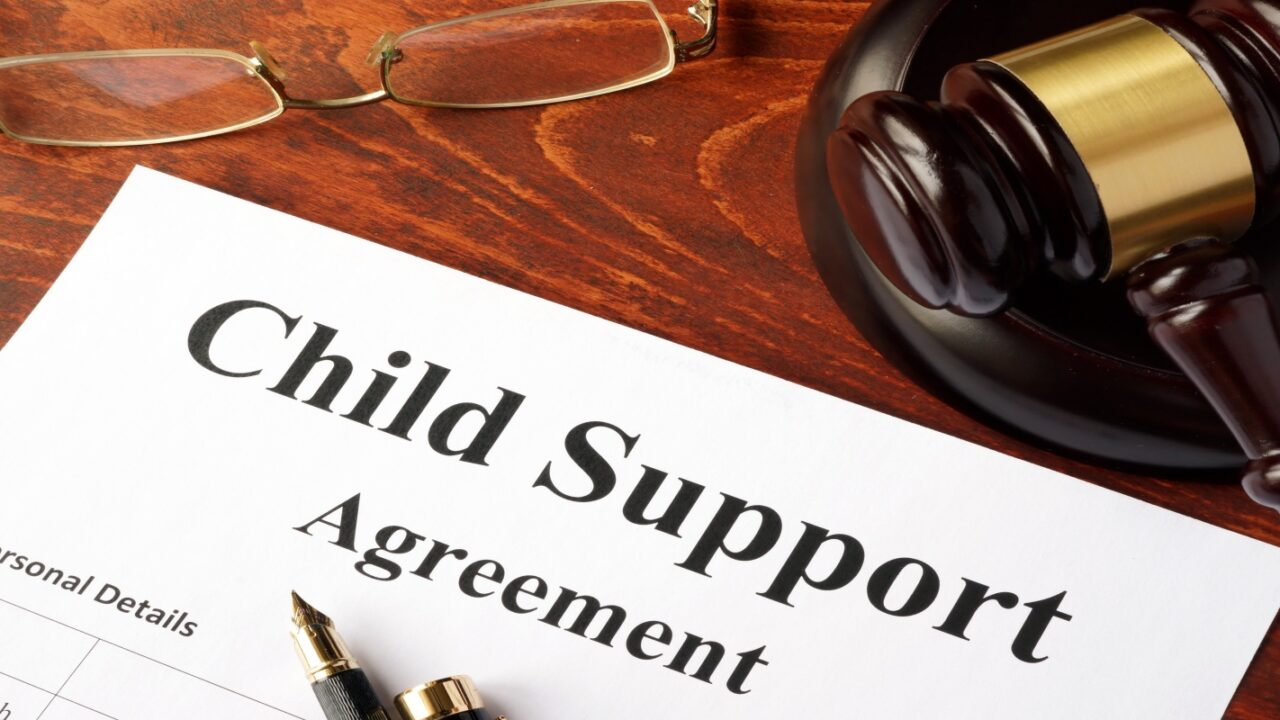 Modifying Child Support Agreement
