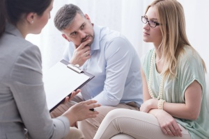 a couple asking to learn what is divorce mediation