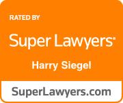 Siegellaw Super Lawyer Badge
