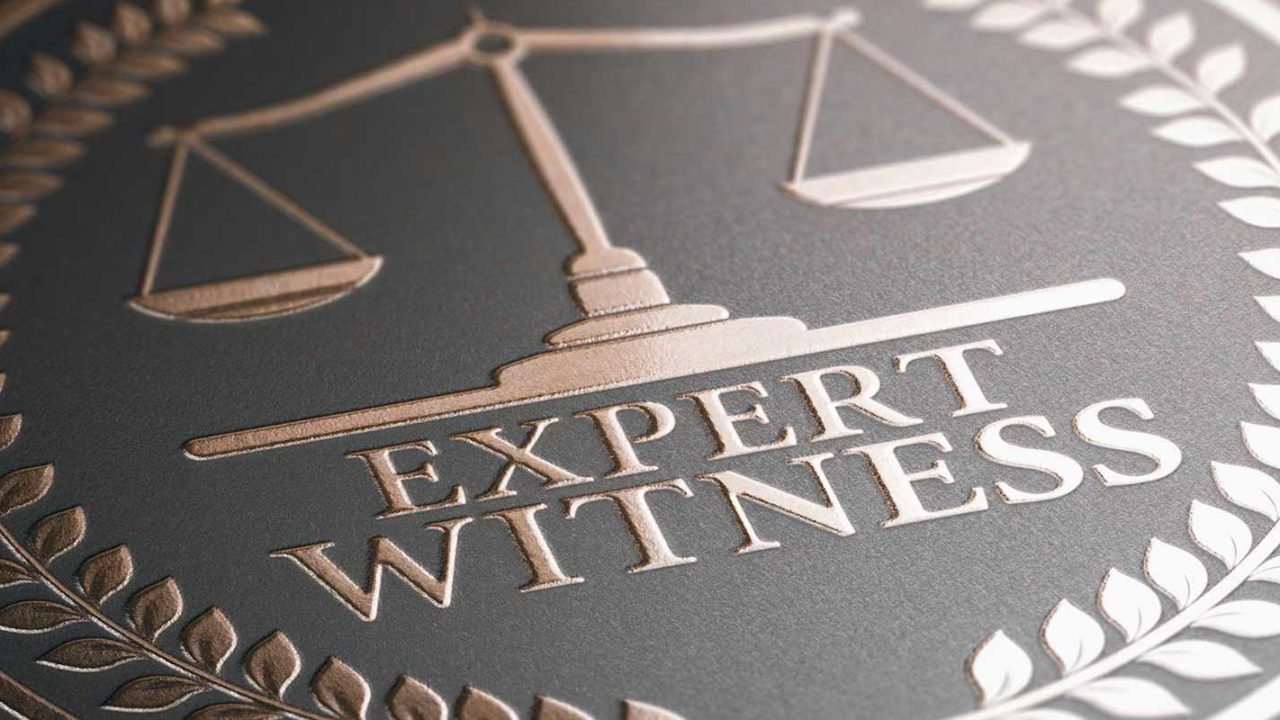 Maryland family law expert witness seal